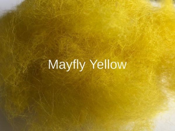Irish Mayfly Yellow